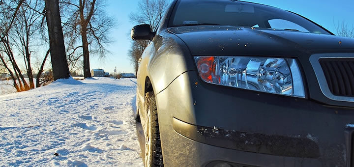 Conducir en invierno